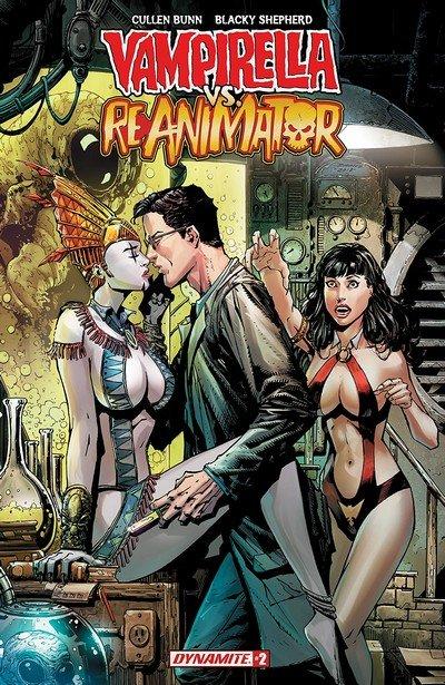 Vampirella vs. Reanimator #2 (2019)