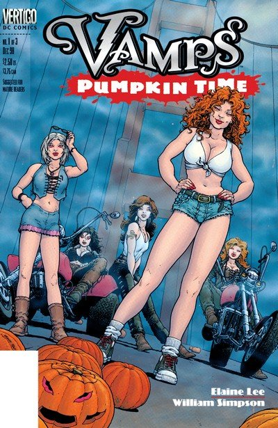 Vamps – Pumpkin Time #1 – 3 (1998-1999)