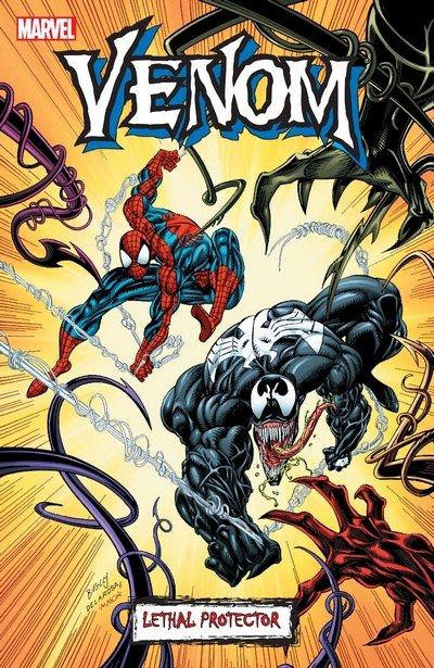Venom – Lethal Protector #1 – 6 + TPB (1993+2015)