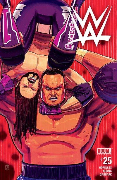 WWE #25 (2019)