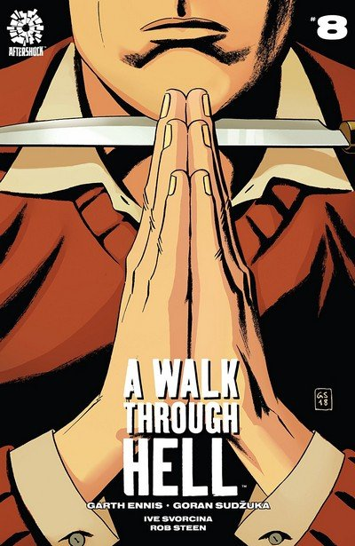 A Walk Through Hell #8 (2019)