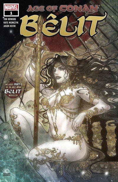 Age Of Conan – Belit – Queen Of The Black Coast #1 (2019)