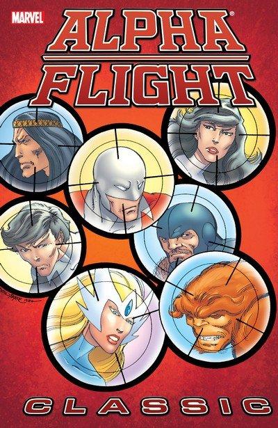 Alpha Flight Classic Vol. 2 (TPB) (2011)