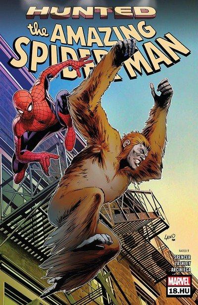 Amazing Spider-Man #18.HU (2019)