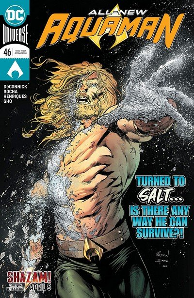 Aquaman #46 (2019)