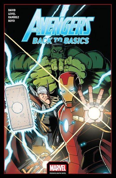 Avengers – Back To Basics (TPB) (2018)