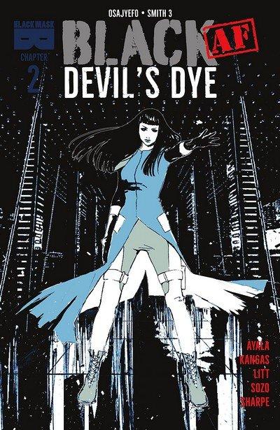 BLACK [AF] – Devil 's Dye #2 (2019)
