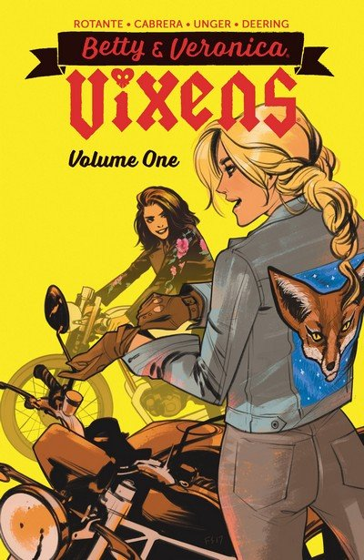 Betty & Veronica – Vixens Vol. 1 (TPB) (2018)