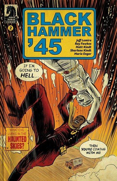 Black Hammer '45 #2 (2019)
