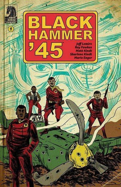 Black Hammer '45 #1 (2019)
