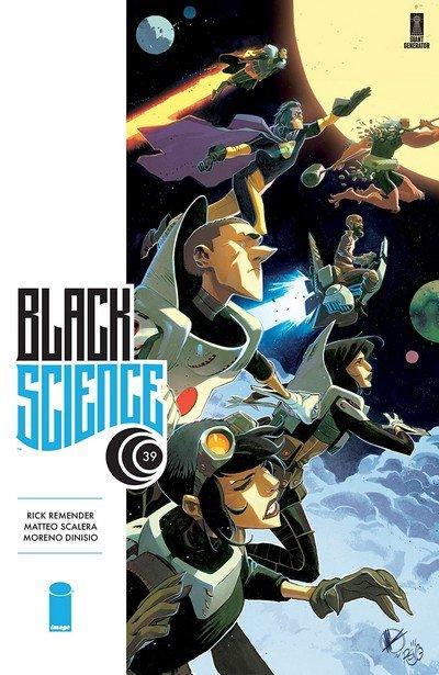Black Science #39 (2019)