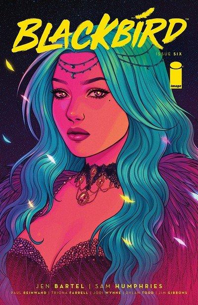 Blackbird #6 (2019)