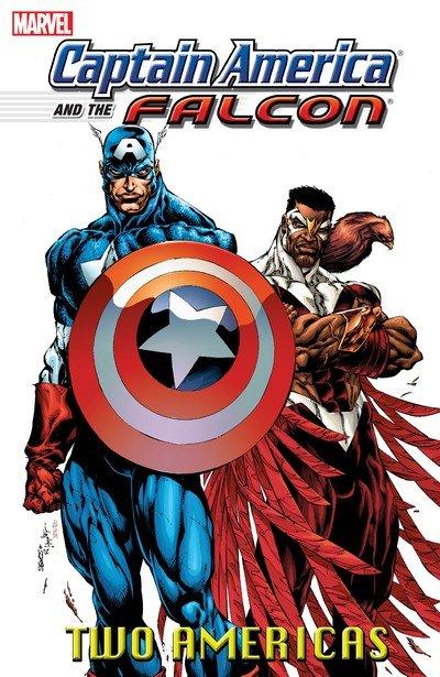 Captain America & The Falcon Vol. 1 – Two Americas (TPB) (2004)