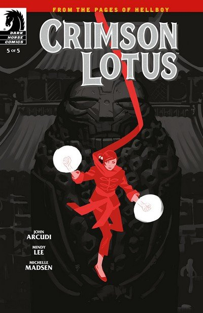 Crimson Lotus #5 (2019)