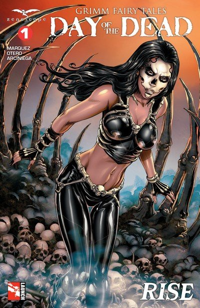 Day of the Dead #1 – 6 (2017)
