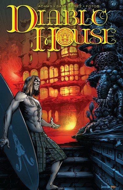Diablo House (TPB) (2018)