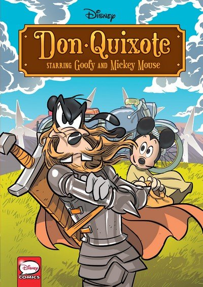 Disney Don Quixote starring Goofy and Mickey Mouse (2019)