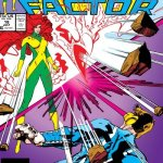 Fall of the Mutants (Story Arc) (1987-1988)