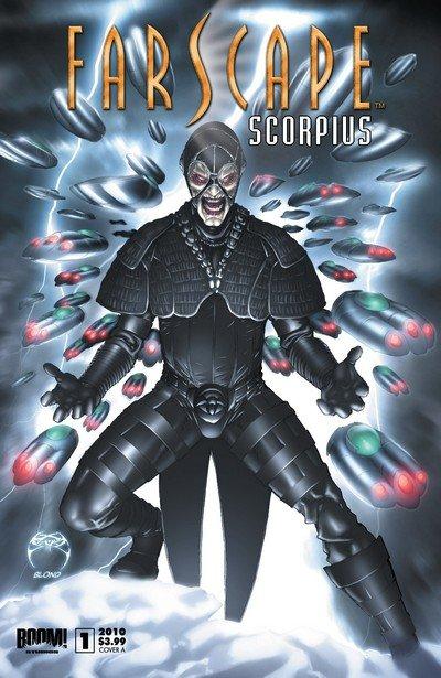 Farscape – Scorpius #0 – 7 (2010)