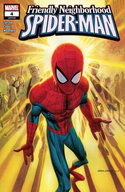Friendly Neighborhood Spider-Man #4 (2019)