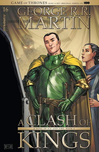 George R.R. Martin's A Clash Of Kings #16 (2019)