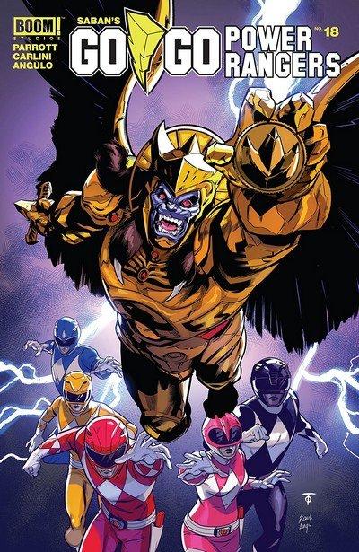 Go Go Power Rangers #18 (2019)