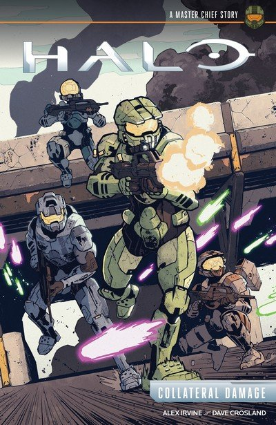 Halo – Collateral Damage (TPB) (2019)