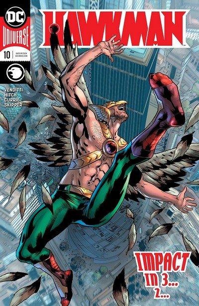 Hawkman #10 (2019)