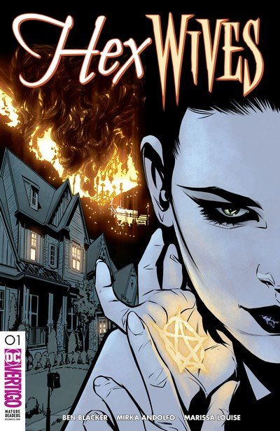 Hex Wives #1 – 6 (2018-2019)