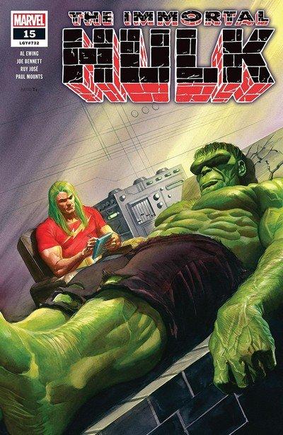Immortal Hulk #15 (2019)
