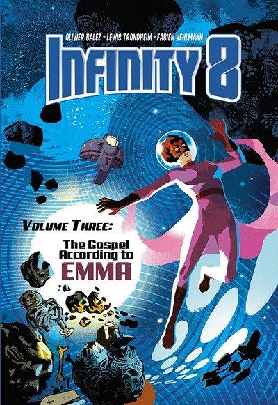 Infinity 8 Vol. 3 – The Gospel According to Emma (TPB) (2019)