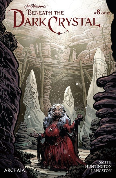 Jim Henson's Beneath The Dark Crystal #8 (2019)