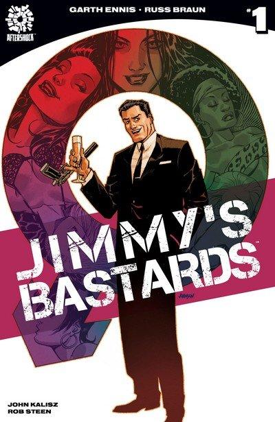 Jimmy's Bastards #1 – 9 (2017-2019)