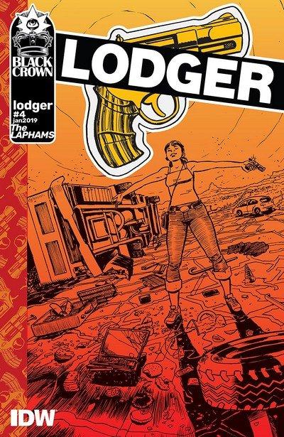 Lodger #4 (2019)