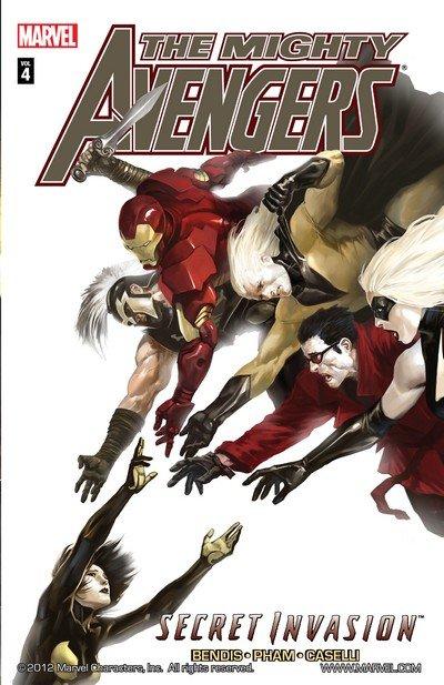 Mighty Avengers Vol. 4 – Secret Invasion Book 2 (TPB) (2009)