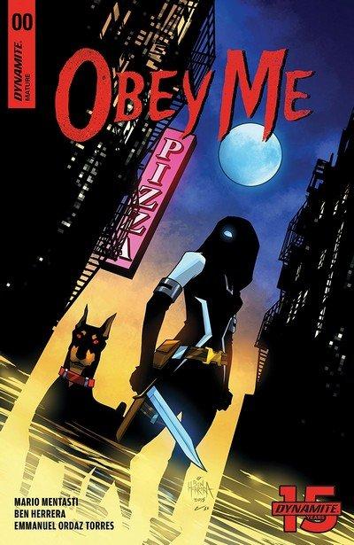 Obey Me #0 (2019)