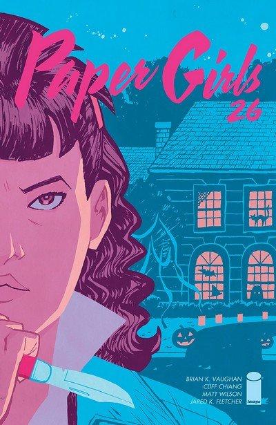 Paper Girls #26 (2019)