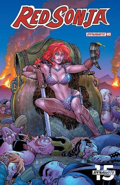 Red Sonja #3 (2019)
