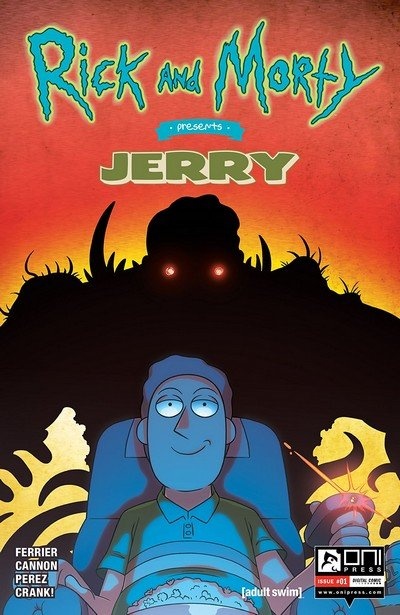 Rick and Morty Presents #5 – Jerry (2019)