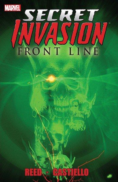 Secret Invasion – Front Line (TPB) (2009)
