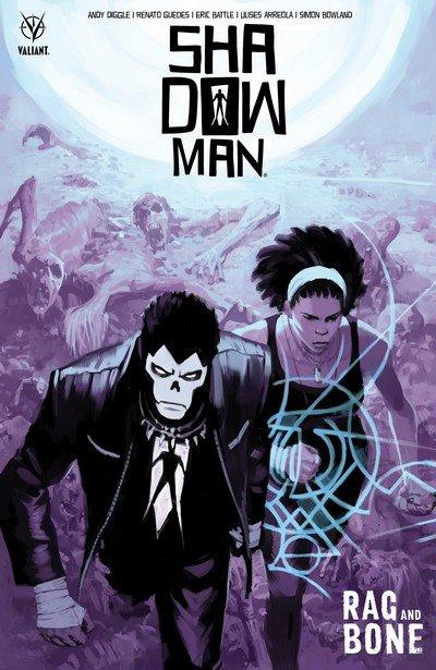 Shadowman Vol. 3 – Rag and Bone (TPB) (2019)