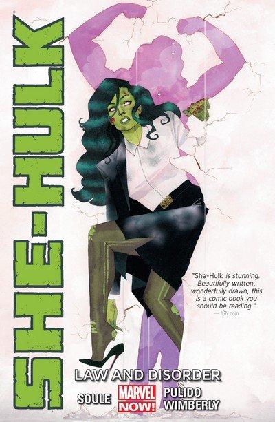 She-Hulk Vol. 1 – Law and Disorder (TPB) (2014)