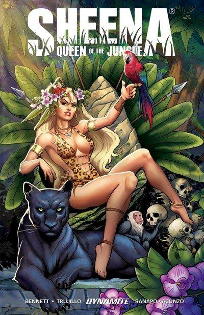 Sheena – Queen of the Jungle Vol. 2 (TPB) (2018)