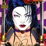 Shi – The Way Of The Warrior #1 – 12 (1994-1997)