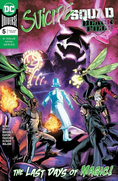 Suicide Squad Black Files #5 (2019)