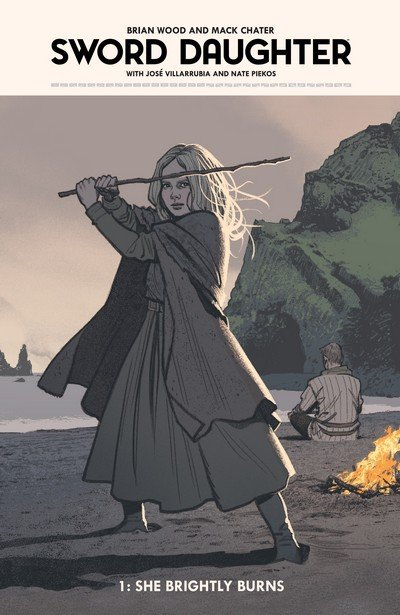 Sword Daughter Vol. 1 – She Brightly Burns (TPB) (2018)