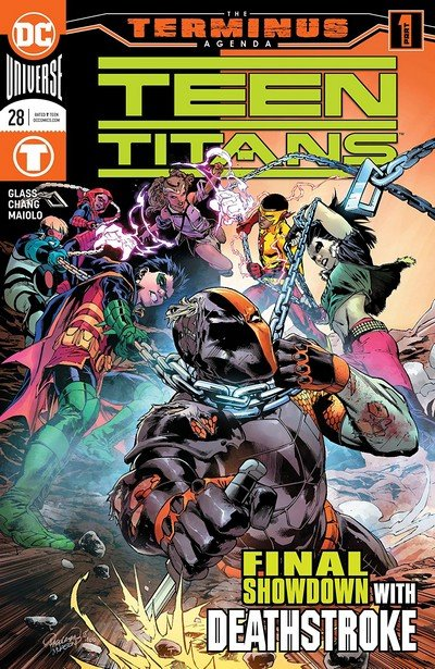 Teen Titans #28 (2019)