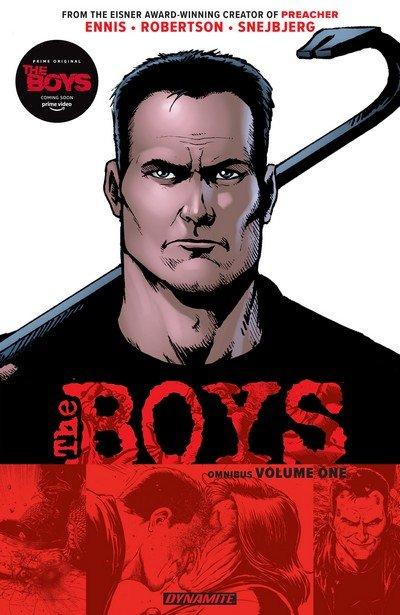 The Boys – Omnibus Vol. 1 (2019)