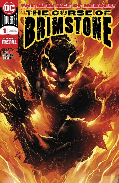 The Curse of Brimstone #1 – 12 + Annual (2018-2019)