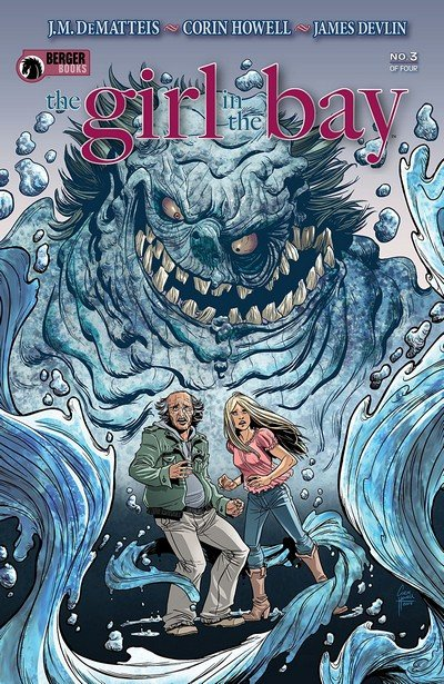 The Girl In The Bay #3 (2019)